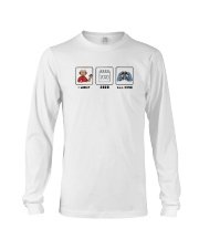 Sped I Want 2020 All Done Shirt Long Sleeve Tee thumbnail