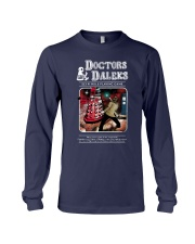 Doctor And Daleks Sci Fi Role Playing Game Shirt Long Sleeve Tee thumbnail