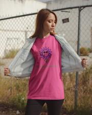 The Stoned Sunflower Shirt Classic T-Shirt apparel-classic-tshirt-lifestyle-07