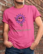 The Stoned Sunflower Shirt Classic T-Shirt apparel-classic-tshirt-lifestyle-26