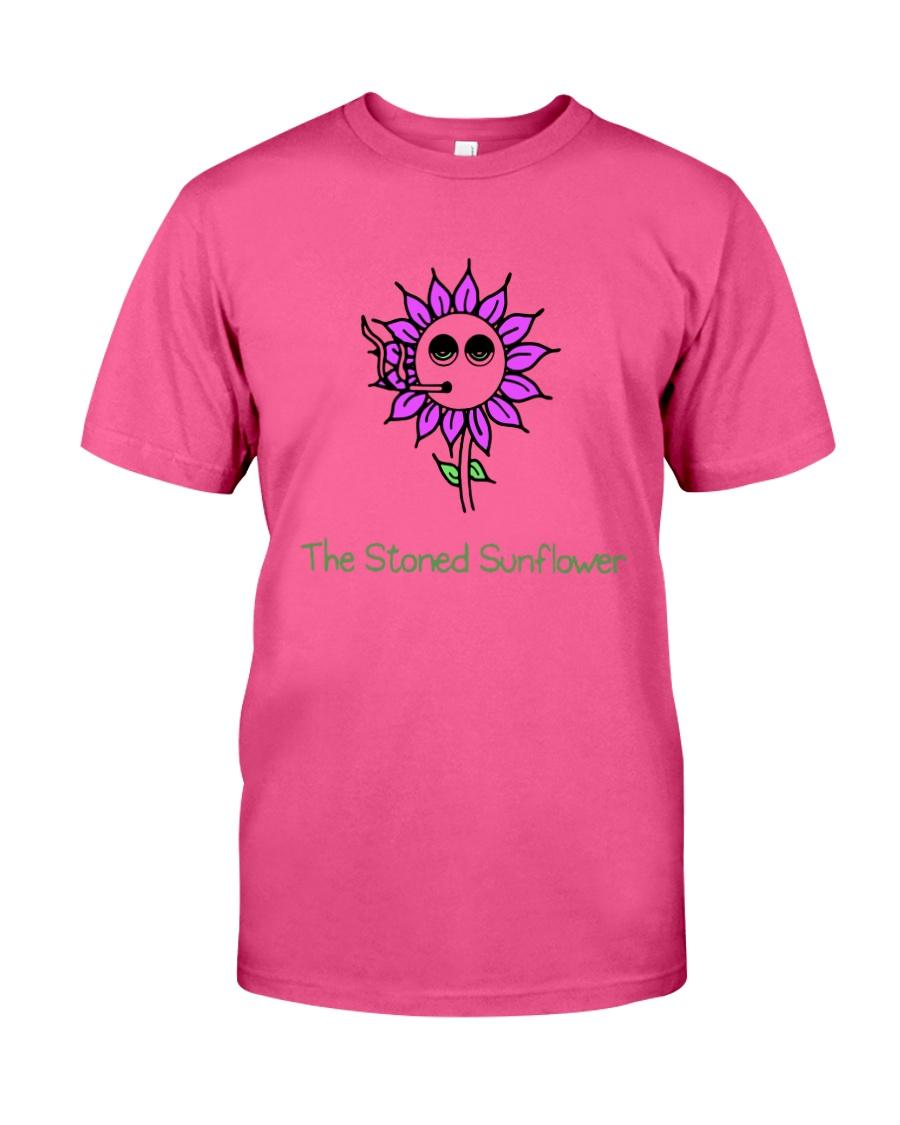 The Stoned Sunflower Shirt Classic T-Shirt