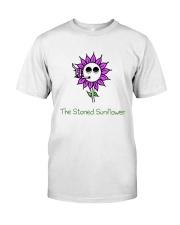 The Stoned Sunflower Shirt Classic T-Shirt tile