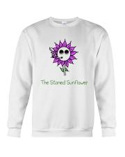 The Stoned Sunflower Shirt Crewneck Sweatshirt thumbnail