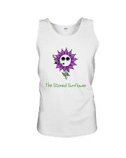 The Stoned Sunflower Shirt Unisex Tank thumbnail