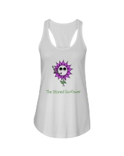 The Stoned Sunflower Shirt Ladies Flowy Tank thumbnail