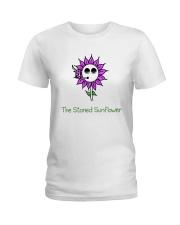 The Stoned Sunflower Shirt Ladies T-Shirt thumbnail