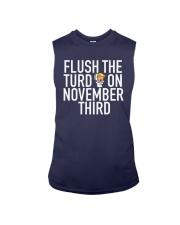 Dwayne Johnson Flush The Turd On November Shirt Sleeveless Tee thumbnail