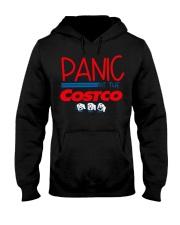Toilet Paper Panic At The Costco Shirt Hooded Sweatshirt thumbnail