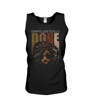 Back Girl Unapologetically Dope Shirt Unisex Tank thumbnail