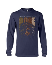 Back Girl Unapologetically Dope Shirt Long Sleeve Tee thumbnail