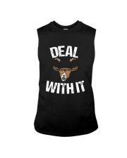 Trevor Bauer The Goat Deal With It Shirt Sleeveless Tee thumbnail