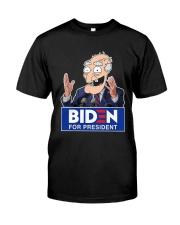 Joe Biden For President Shirt Classic T-Shirt front