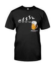 Mon Tues Wed Thurs Beer Friday Shirt Classic T-Shirt front