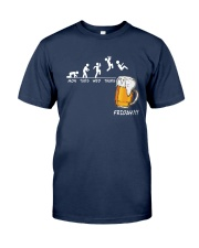 Mon Tues Wed Thurs Beer Friday Shirt Classic T-Shirt tile