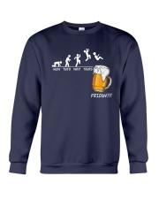 Mon Tues Wed Thurs Beer Friday Shirt Crewneck Sweatshirt thumbnail