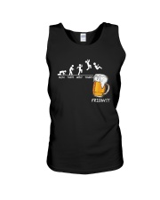 Mon Tues Wed Thurs Beer Friday Shirt Unisex Tank thumbnail
