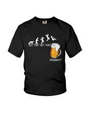 Mon Tues Wed Thurs Beer Friday Shirt Youth T-Shirt thumbnail