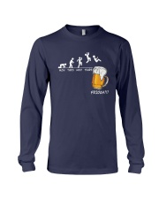 Mon Tues Wed Thurs Beer Friday Shirt Long Sleeve Tee thumbnail