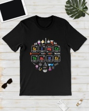 Chemical Element Science Teacher Shirt Classic T-Shirt lifestyle-mens-crewneck-front-17
