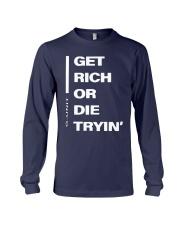 Get Rich Or Die Tryin G Unit Shirt Long Sleeve Tee thumbnail