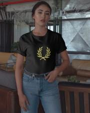 Black yellow yellow Twin Tipped Shirt Classic T-Shirt apparel-classic-tshirt-lifestyle-05