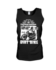 I Ride Boys That Ride Dirt Bike Shirt Unisex Tank thumbnail