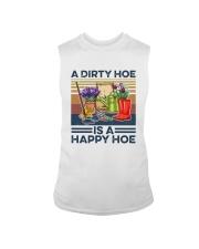 Vintage A Dirty Hoe Is A Happy Hoe Shirt Sleeveless Tee thumbnail