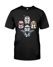 Clone Troopers Shirt Classic T-Shirt front