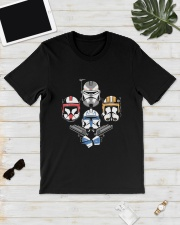 Clone Troopers Shirt Classic T-Shirt lifestyle-mens-crewneck-front-17