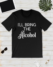 I'll Bring The Alcohol Shirt Classic T-Shirt lifestyle-mens-crewneck-front-17