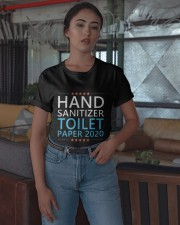 Hand Sanitizer Toilet Paper 2020 Shirt Classic T-Shirt apparel-classic-tshirt-lifestyle-05