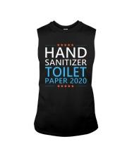 Hand Sanitizer Toilet Paper 2020 Shirt Sleeveless Tee thumbnail