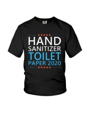 Hand Sanitizer Toilet Paper 2020 Shirt Youth T-Shirt tile