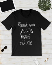 Thank You Savannah Guthrie Shirt Today Classic T-Shirt lifestyle-mens-crewneck-front-17
