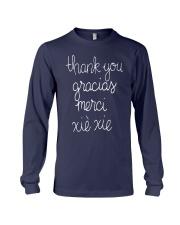 Thank You Savannah Guthrie Shirt Today Long Sleeve Tee thumbnail