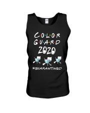 Color Guard 2020 Quarantined Shirt Unisex Tank thumbnail
