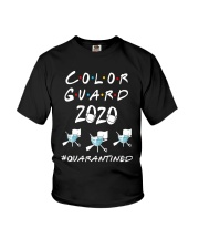Color Guard 2020 Quarantined Shirt Youth T-Shirt tile