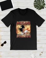 Megan Thee Stallion Shirt Classic T-Shirt lifestyle-mens-crewneck-front-17