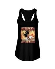 Megan Thee Stallion Shirt Ladies Flowy Tank thumbnail