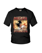 Megan Thee Stallion Shirt Youth T-Shirt thumbnail