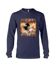 Megan Thee Stallion Shirt Long Sleeve Tee thumbnail