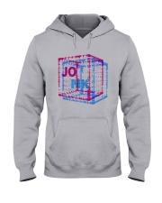 Achievement Hunter DJ JONK Shirt Hooded Sweatshirt thumbnail