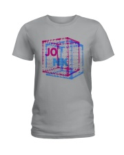 Achievement Hunter DJ JONK Shirt Ladies T-Shirt thumbnail