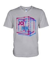 Achievement Hunter DJ JONK Shirt V-Neck T-Shirt thumbnail