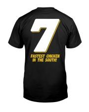 Clyde Torkel Chicken Pit Fastest Chicken Shirt Classic T-Shirt back