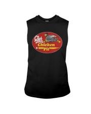 Clyde Torkel Chicken Pit Fastest Chicken Shirt Sleeveless Tee thumbnail