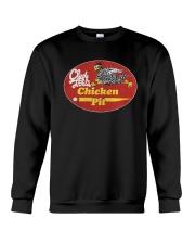 Clyde Torkel Chicken Pit Fastest Chicken Shirt Crewneck Sweatshirt thumbnail