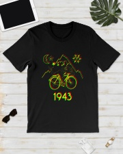 Hoffman Trip Bicycle 1943 Shirt Classic T-Shirt lifestyle-mens-crewneck-front-17