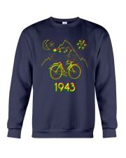 Hoffman Trip Bicycle 1943 Shirt Crewneck Sweatshirt thumbnail
