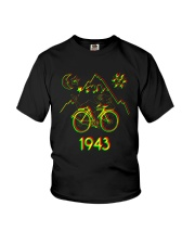 Hoffman Trip Bicycle 1943 Shirt Youth T-Shirt thumbnail
